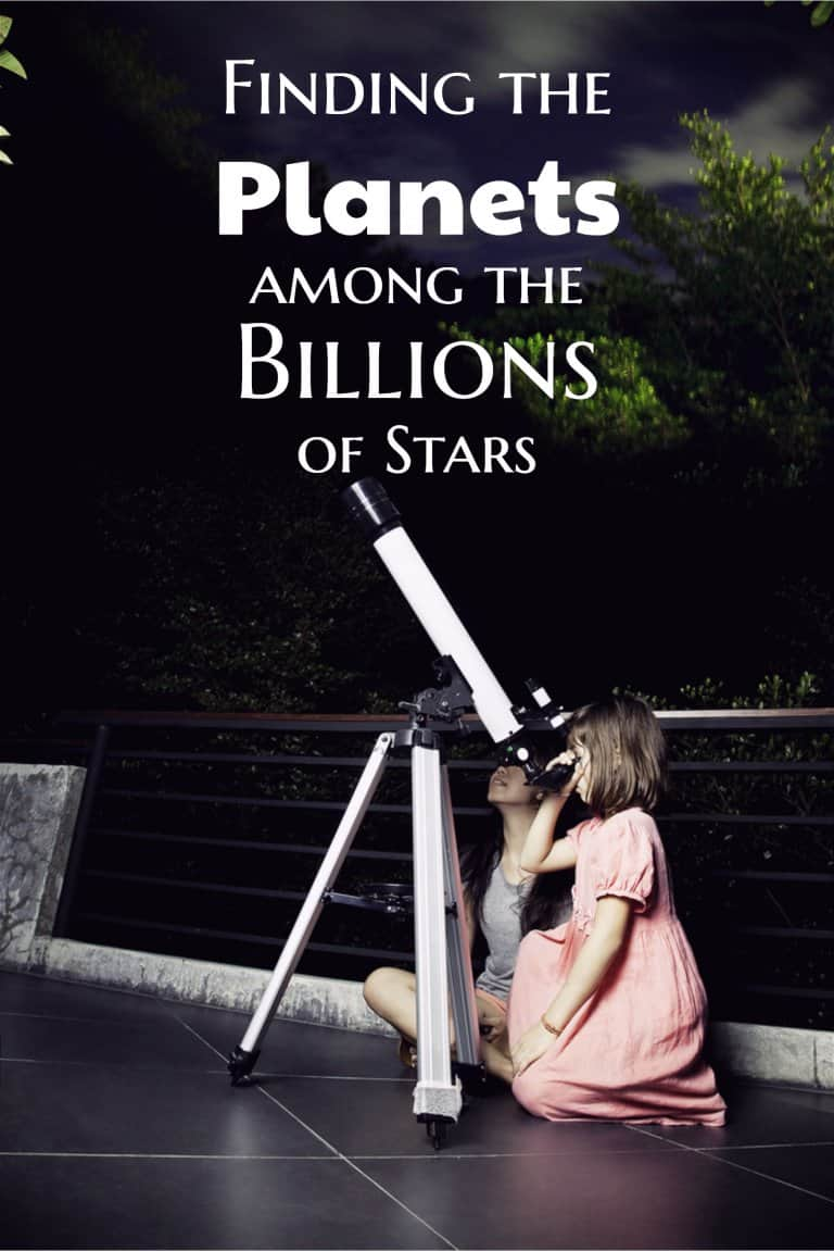 Billions of stars and planets
