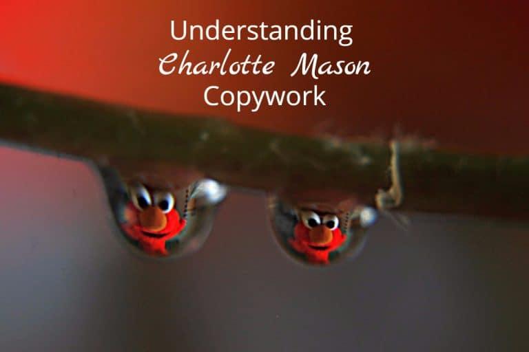 Waterdrops of Copywork