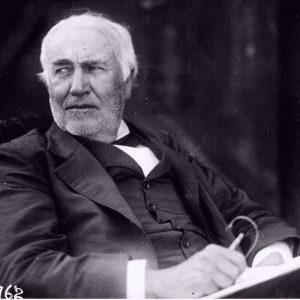 Thomas Edison was homeschooled!