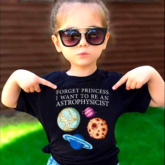 Forget being a princess t-shirt for girls