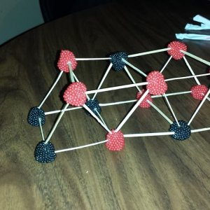 Gumdrop structures teach stuctural integrity.