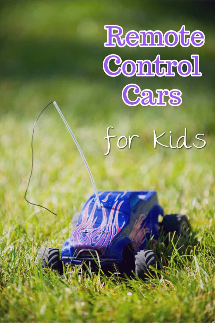 The Best Remote Controlled Cars for Kids