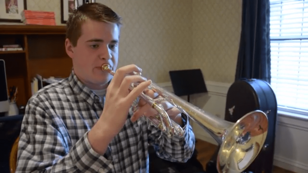 Online Academy trumpet player to attend Juilliard