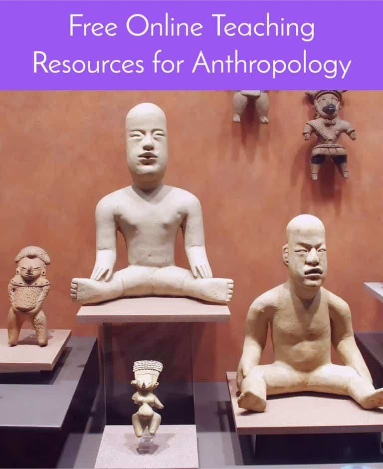 Teach anthropology to your kids for free with these valuable resources