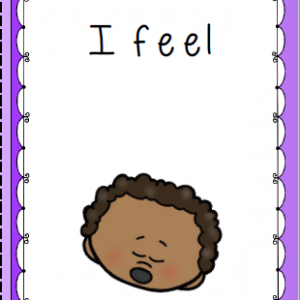 Flash Card - Sleepy