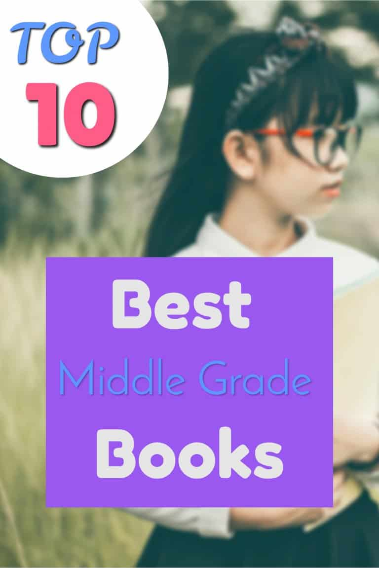 The best chocies for middle grade kids that need to read quality books