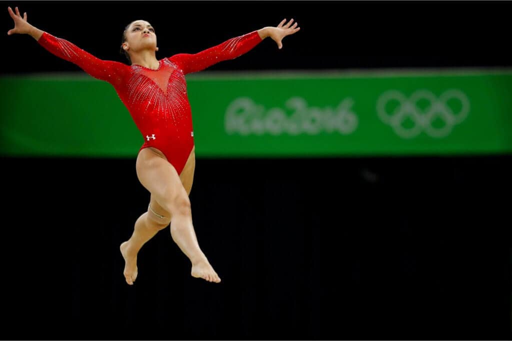 Laurie Hernandez' success at the Olympics
