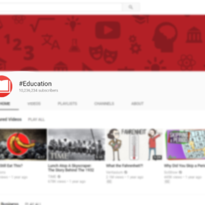 Ways to use YouTube for education